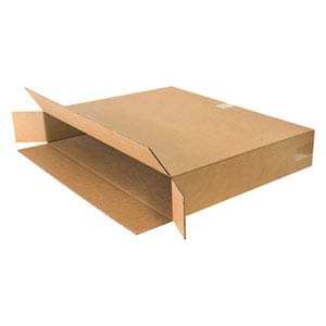 24x6x24 200lb Corrugated Box