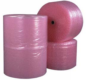 "12x250 1/2"" Anti-Static Bubble Wrap® Perforated"