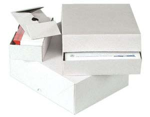 8.5x11x4 Stationary Boxes