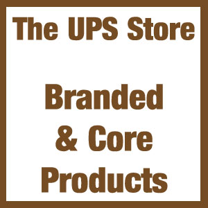 The UPS Store - Core Products